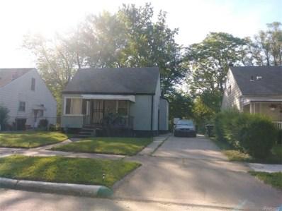 1101 S Bassett Street, Detroit, MI 48217 - MLS#: 218057136