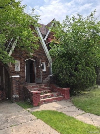 17596 Stoepel Street, Detroit, MI 48221 - MLS#: 218057141