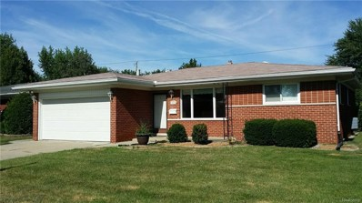 27604 Bonnie Dr, Warren, MI 48093 - MLS#: 218057147