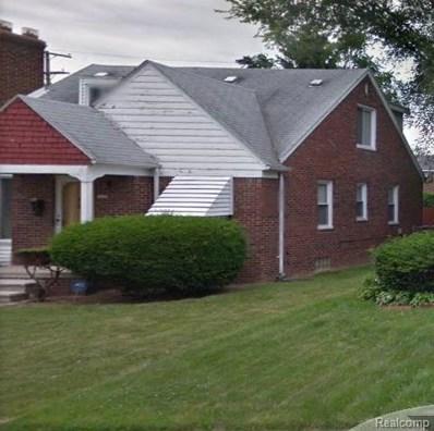 19210 Fielding Street, Detroit, MI 48219 - MLS#: 218057230