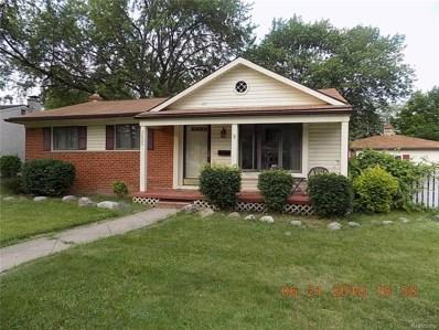 2625 Winston, Sterling Heights, MI 48310 - MLS#: 218057247