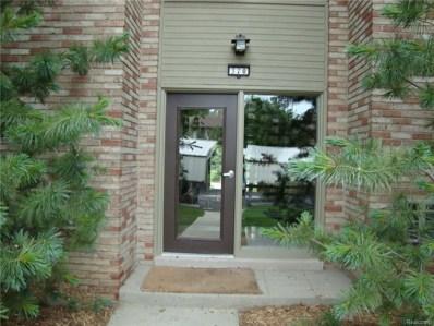 370 Concord Place UNIT 2, Bloomfield Twp, MI 48304 - MLS#: 218057262