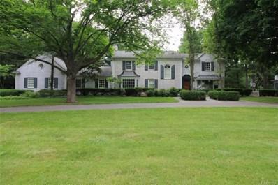 1472 N Cranbrook Road, Bloomfield Twp, MI 48301 - MLS#: 218057366
