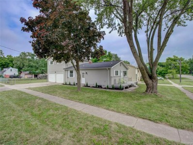 4360 Columbine Avenue, Burton, MI 48529 - MLS#: 218057631
