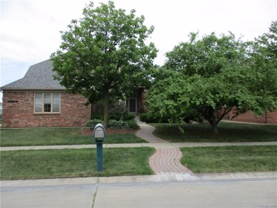 46865 Pine Valley Drive, Macomb Twp, MI 48044 - MLS#: 218057632
