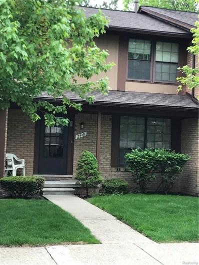 2428 Chalk Farm W, Warren, MI 48091 - MLS#: 218057648