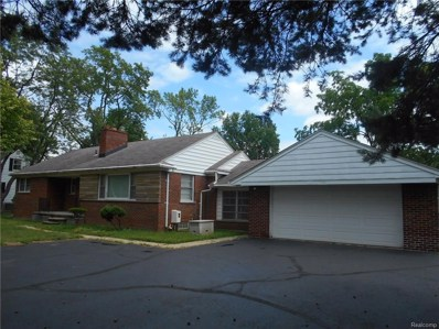 16981 W Thirteen Mile Road, Southfield, MI 48076 - MLS#: 218057673