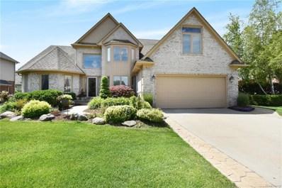 23128 Hidden Creek Drive, Macomb Twp, MI 48042 - MLS#: 218057681