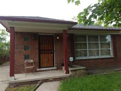 12619 Hazelton Street, Detroit, MI 48223 - MLS#: 218057731