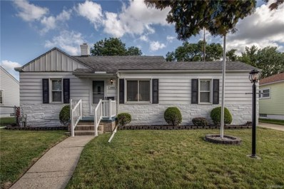 1313 Buckingham Avenue, Lincoln Park, MI 48146 - MLS#: 218057784