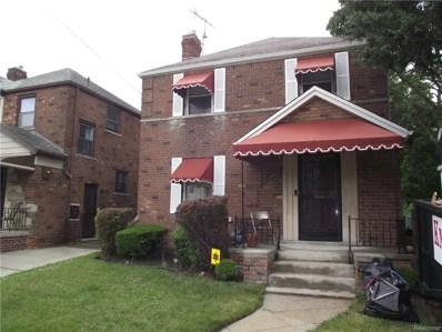 18461 N Hartwell, Detroit, MI 48235 - MLS#: 218057799
