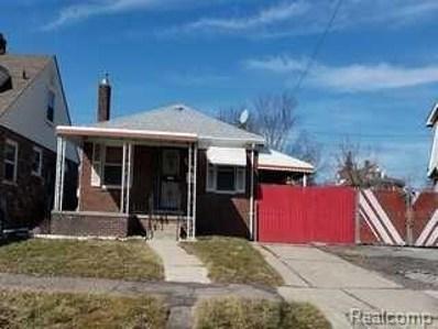 12345 Wade Street, Detroit, MI 48213 - MLS#: 218057807