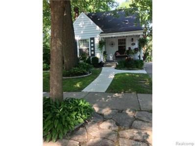 1110 Hoffman Avenue, Royal Oak, MI 48067 - MLS#: 218057934