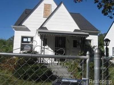 18805 Moenart Street, Detroit, MI 48234 - MLS#: 218057964