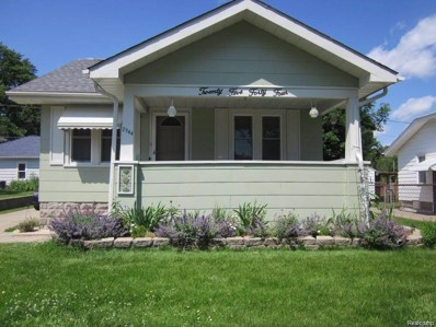 2544 Tyrone Street, Flint, MI 48504 - MLS#: 218058036
