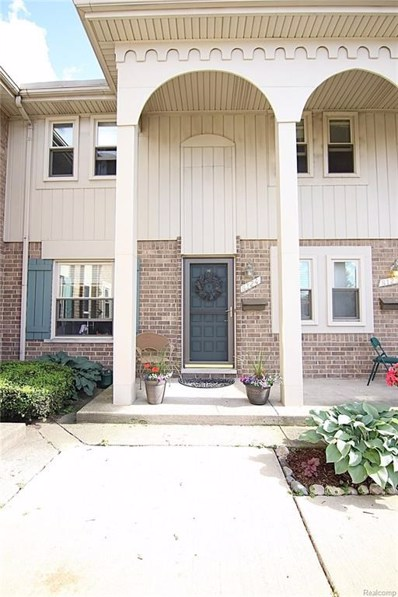 8124 Clay Court, Sterling Heights, MI 48313 - MLS#: 218058155