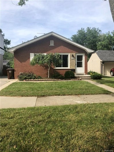 2188 Hollywood Avenue Avenue, Grosse Pointe Woods, MI 48236 - MLS#: 218058208