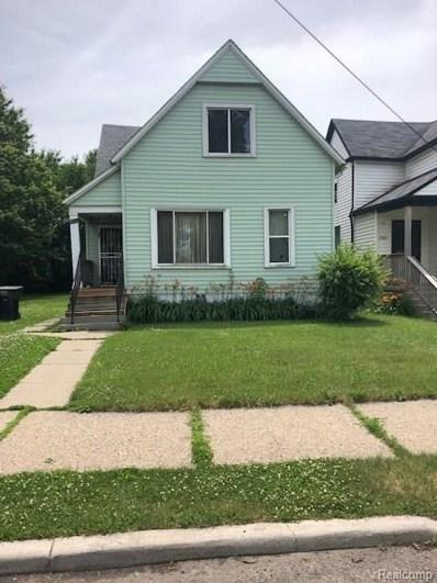 2941 Poplar Street, Detroit, MI 48208 - MLS#: 218058215