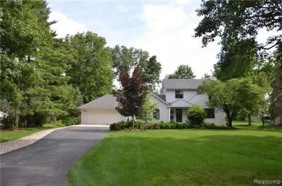 8945 Lake Road, Grosse Ile Twp, MI 48138 - MLS#: 218058218