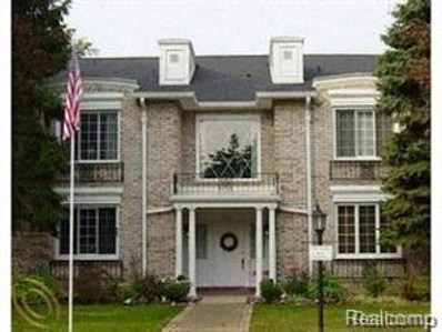 1725 Tiverton Road UNIT 4, Bloomfield Hills, MI 48304 - MLS#: 218058242