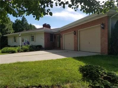 235 Scott Road, Kimball Twp, MI 48074 - MLS#: 218058288