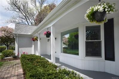 467 Henley Drive, Bloomfield Twp, MI 48304 - MLS#: 218058289