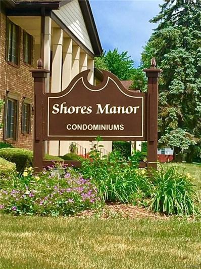 19727 Ridgemont Street UNIT 30, St. Clair Shores, MI 48080 - MLS#: 218058308