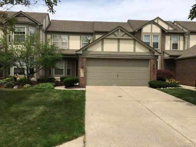 41775 Wild Turkey Lane, Canton Twp, MI 48188 - MLS#: 218058403
