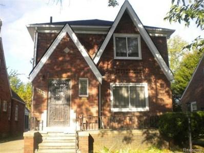 16835 Ilene Street, Detroit, MI 48221 - MLS#: 218058413