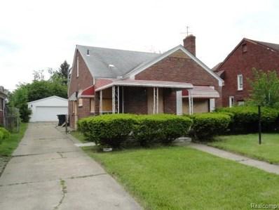 8772 E Outer Drive, Detroit, MI 48213 - MLS#: 218058426