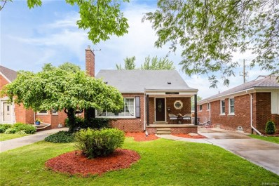 1782 Kenmore Drive, Grosse Pointe Woods, MI 48236 - MLS#: 218058444