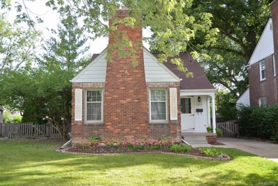 1818 Oxford Road, Grosse Pointe Woods, MI 48236 - MLS#: 218058466