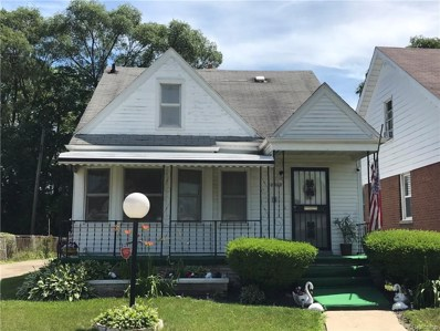 18598 Orleans Street, Detroit, MI 48203 - MLS#: 218058474
