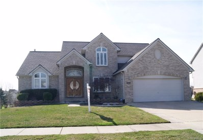 6061 Majestic Oaks Drive, Commerce Twp, MI 48382 - MLS#: 218058485