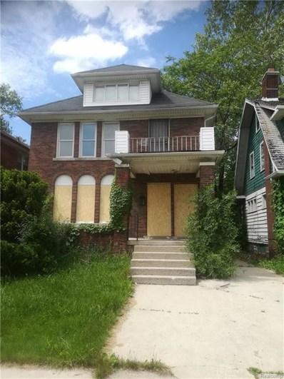 4260 Tyler Street, Detroit, MI 48238 - MLS#: 218058489