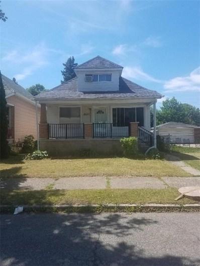 8627 Shaddick, Dearborn, MI 48126 - MLS#: 218058559