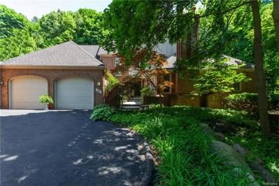 41 Vaughan Ridge Road, Bloomfield Hills, MI 48304 - MLS#: 218058562