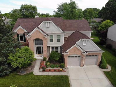 25840 Lochmoor Lane, Novi, MI 48374 - MLS#: 218058571