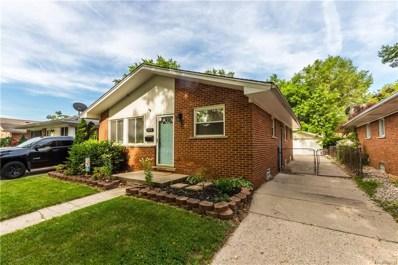 19331 Rensellor Street, Livonia, MI 48152 - MLS#: 218058592