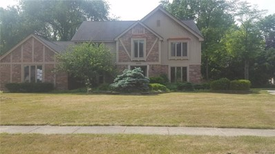 54790 Apache Lane, Shelby Twp, MI 48315 - MLS#: 218058741