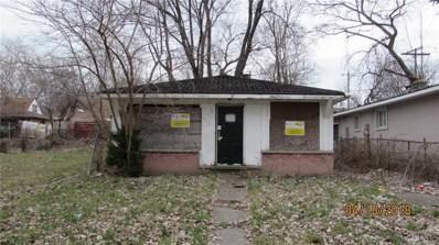 1515 S Liddesdale Street, Detroit, MI 48217 - MLS#: 218058748
