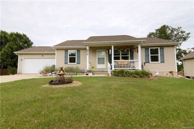 9214 Jill Marie Lane, Swartz Creek, MI 48473 - MLS#: 218058754