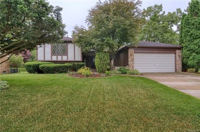 69 Rose Brier Drive, Rochester Hills, MI 48309 - MLS#: 218058774