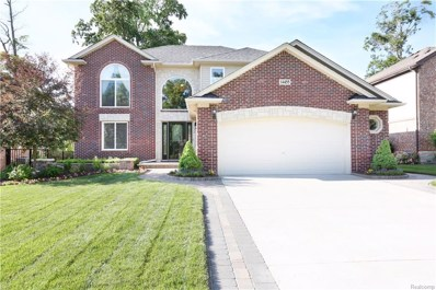 14455 Toussaint Court, Sterling Heights, MI 48313 - MLS#: 218058801