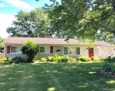 5333 Burgundy Drive N, Independence Twp, MI 48346 - MLS#: 218058888