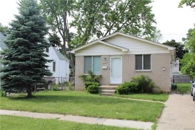 12455 Georgiana Avenue, Warren, MI 48089 - MLS#: 218058897