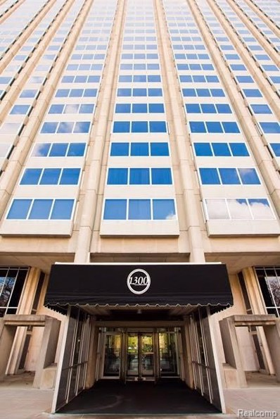 1300 E Lafayette Street UNIT 305, Detroit, MI 48207 - MLS#: 218058984