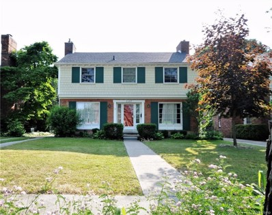 1167 Audubon Road, Grosse Pointe Park, MI 48230 - MLS#: 218059020