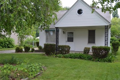 26650 Groveland Street, Madison Heights, MI 48071 - MLS#: 218059045