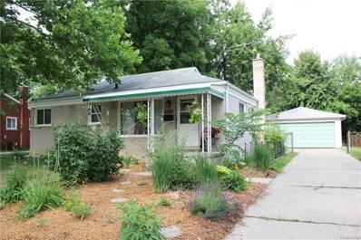 11082 Garden Street, Livonia, MI 48150 - MLS#: 218059051
